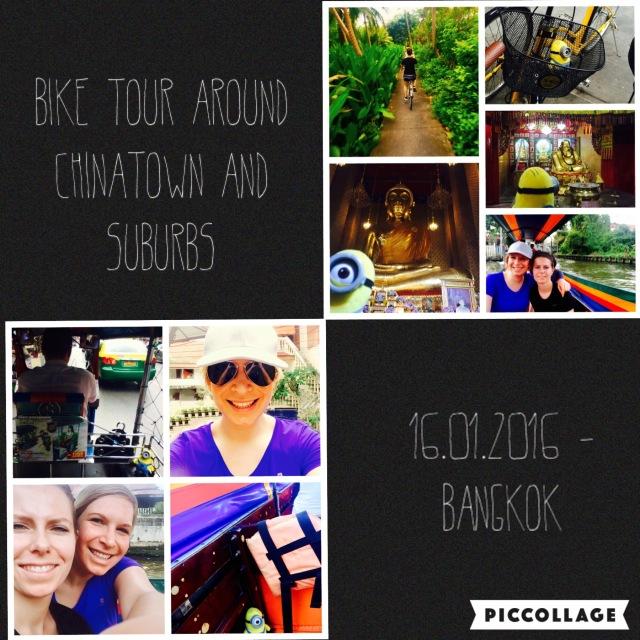 Bike tour with Co. van Kessel