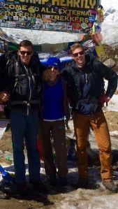 Meine Motivatoren unterwegs - Lenny und Phillip aus Lindau