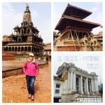 Tempelday in Kathmandu