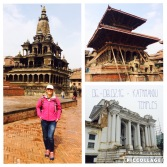 Tempeltag in Kathmandu