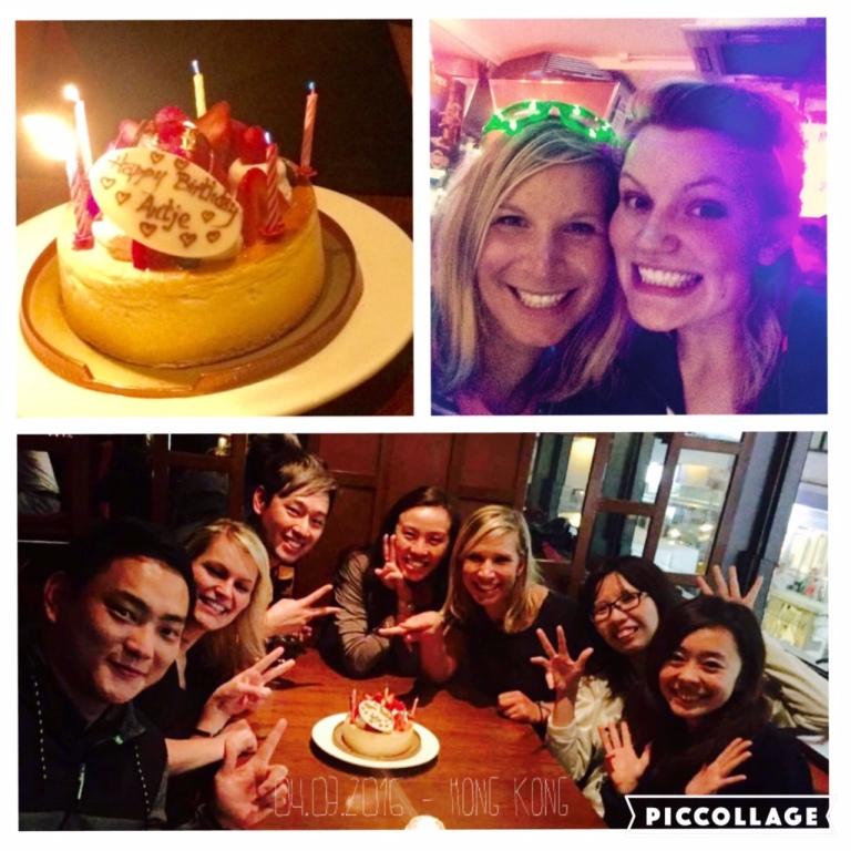 Amazing 32 hours birthday party :-)