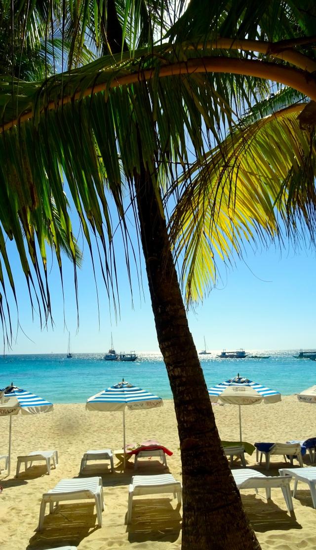 Traumkulisse - White Sandy Beach