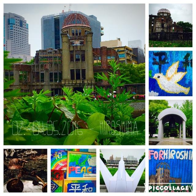 Hiroshima Peace Memorial und Park