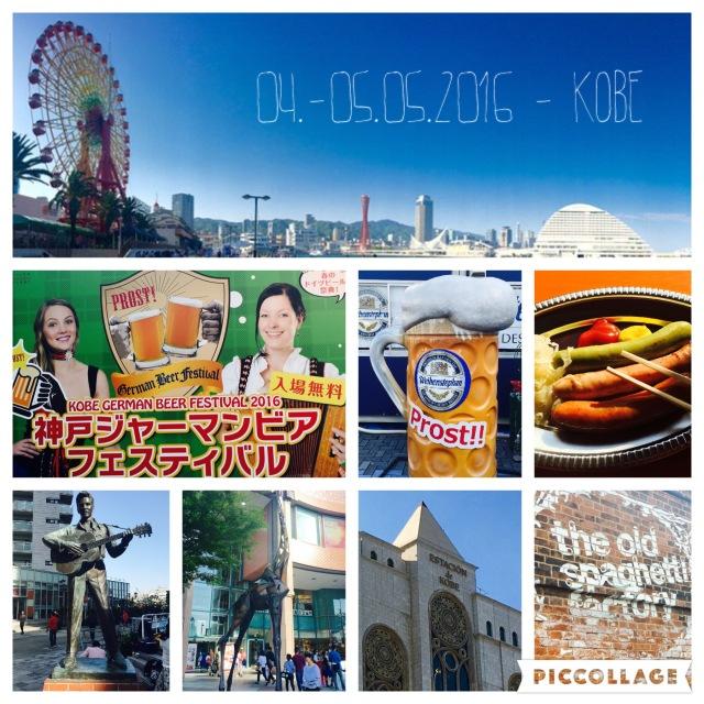 Von allem ein bisschen in Kobe