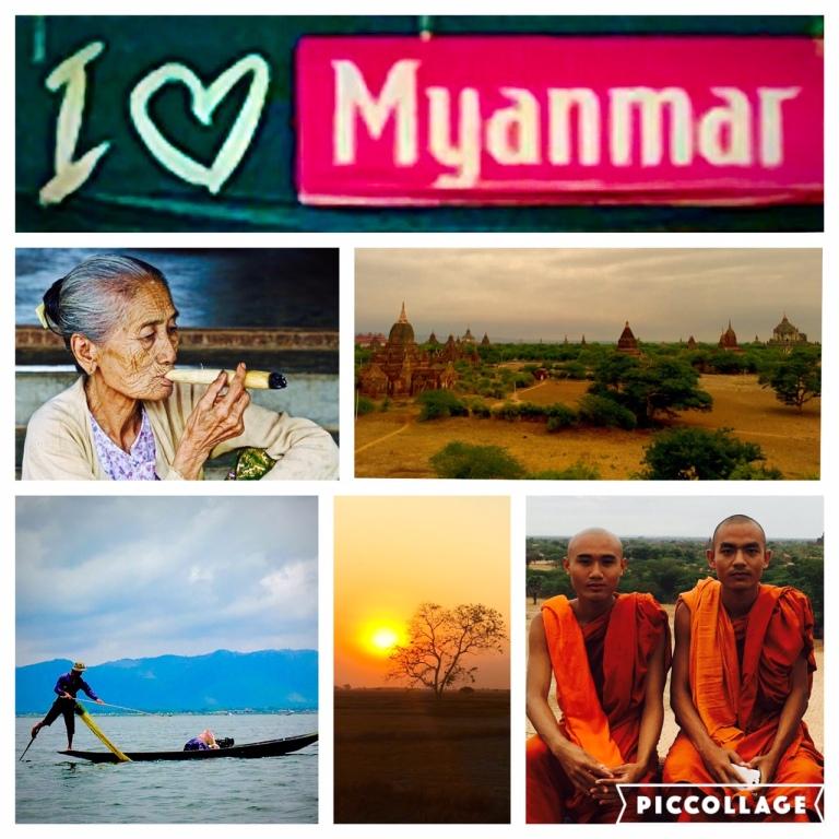 ICH LIEBE MYANMAR