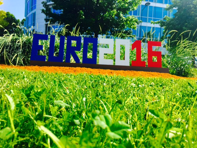 My new mission: EURO 2016