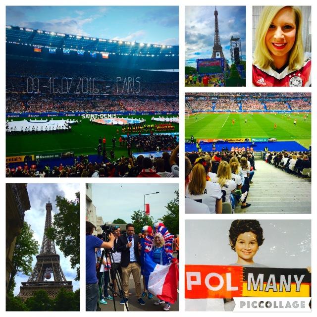 Spectator Volunteer bei der EURO2016