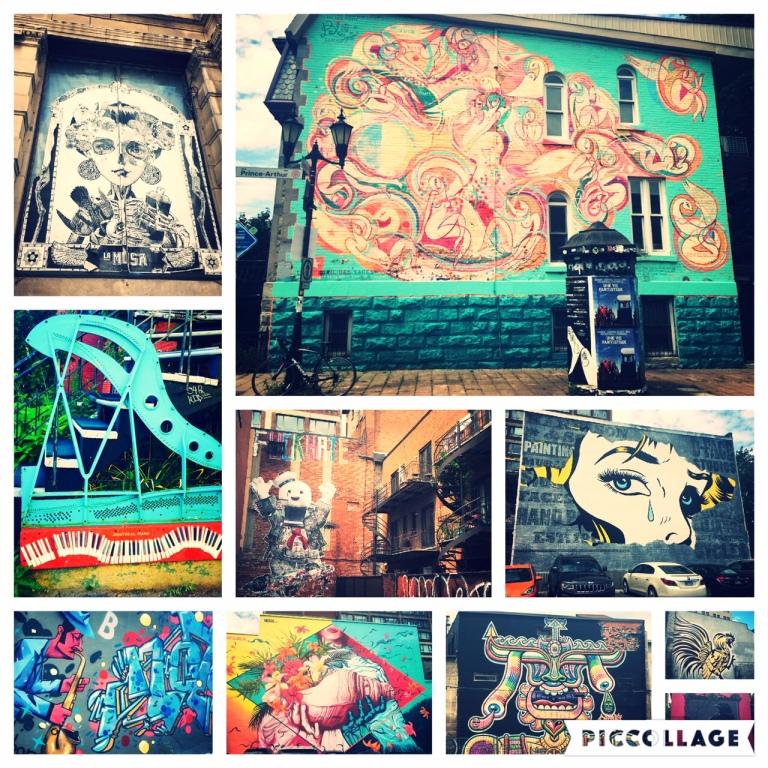 Street Art in Montréal