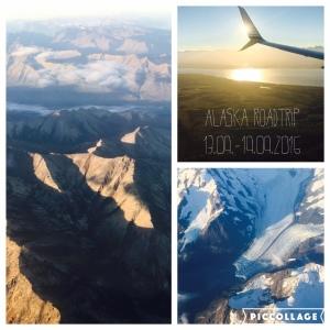 Arrival at Alaska