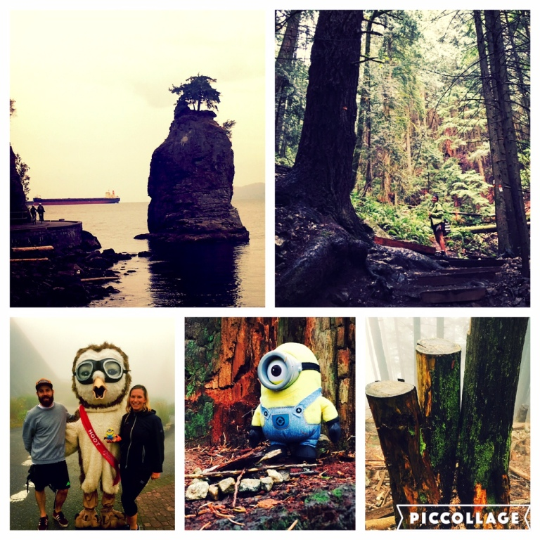 Beach or nature - leisure paradise Vancouver