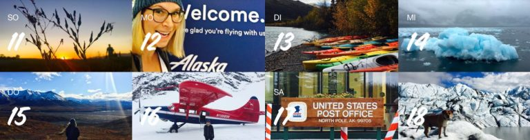 September - Alaska und USA Roadtrip