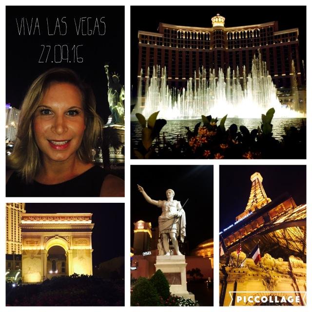 Las Vegas Glitzerwelt - gut mal gesehen zu haben, aber nicht mein Lieblingsort...