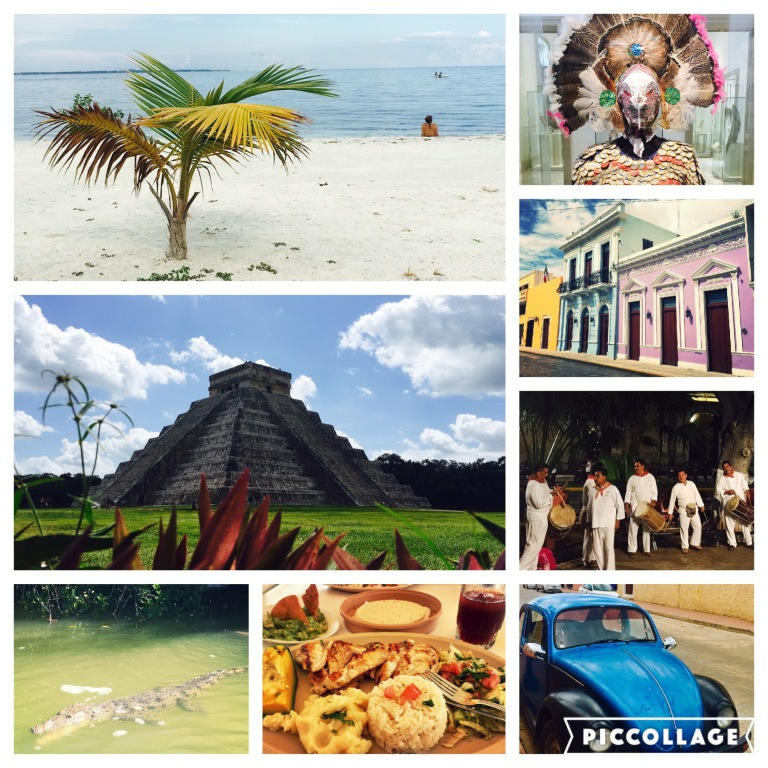 Diverse Mexico - beautiful beaches, sightseeing, nature and colonial architecture