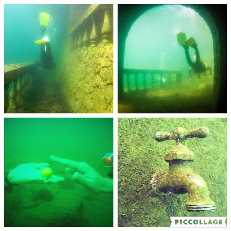 Diving in Lago Atitlan - Pictures all from google but still impressive (did not have a camera with me)