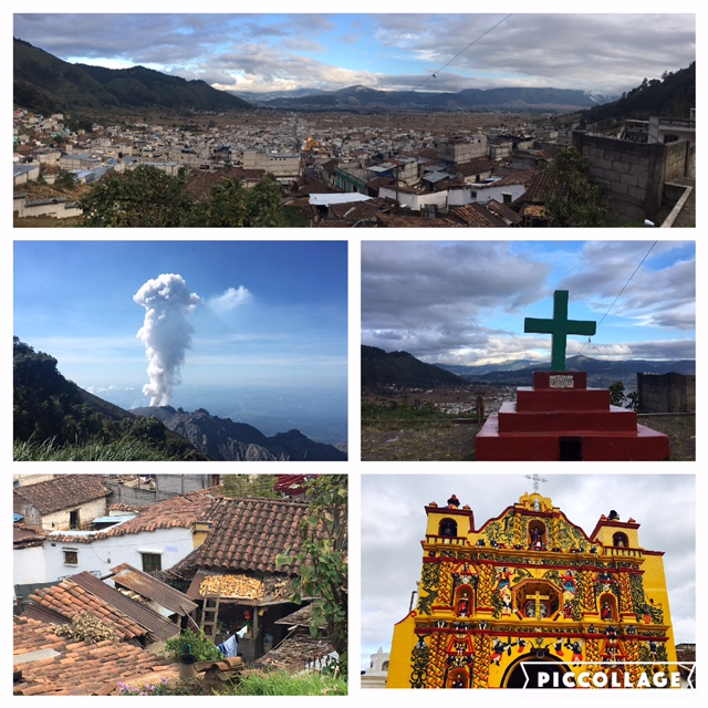 Excursions to San Andre and the Volcano Santa Maria